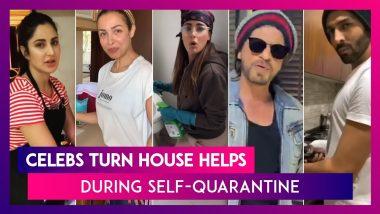 Shah Rukh Khan Goes Filmy In Coronavirus Info Video, Katrina Kaif, Kartik Aaryan Turn House Helps