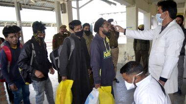 Coronavirus Death Toll in India Rises to 13 After 65-Year-Old Man From Hyderpora in Srinagar Dies Due to COVID-19