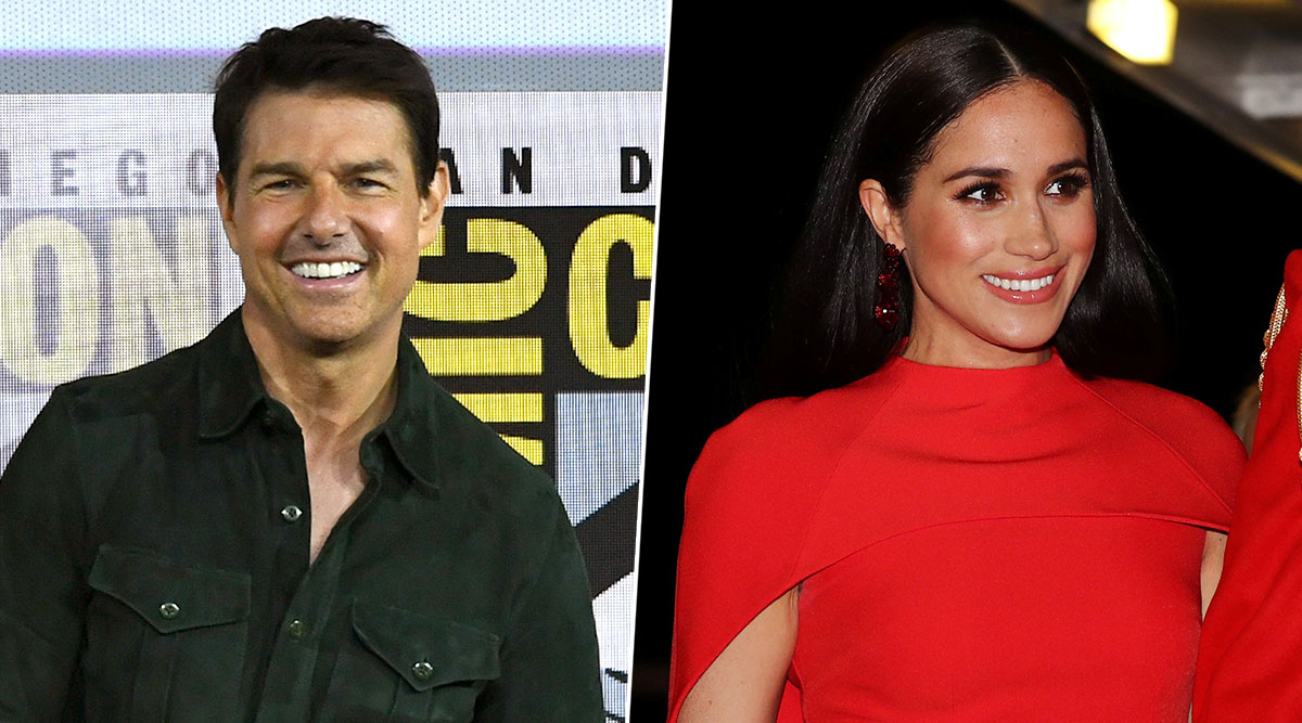 Tom Cruise Is Planning to Make Duchess of Sussex Meghan Markle Return to Acting - Here's How!