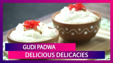 Gudi Padwa 2020: Foods That Complete A Maharashtrian New Year Thali