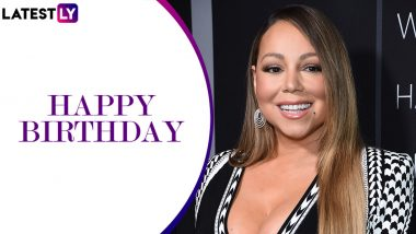 Mariah Carey Birthday: Without You to Fantasy - 5 Tracks Of the American Singer That Are a Must On Your 90s Playlist (Watch Videos)