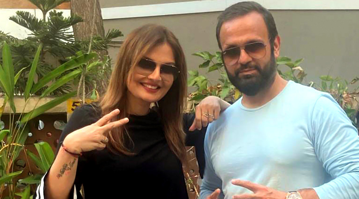 DJ Sheizwood Reunites with Deepshikha Nagpal for a Song on Coronavirus Pandemic (Watch Video)
