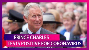 Prince Charles Tests Positive For Coronavirus, Is Displaying Mild Symptoms Says Buckingham Palace
