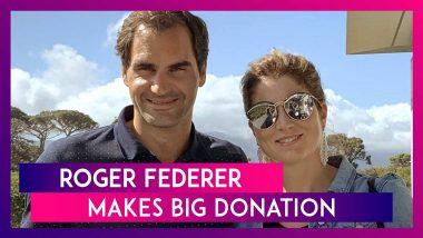 Roger Federer, Mukesh Ambani, Jack Ma & Others Make Big Donations Amid Coronavirus Crises