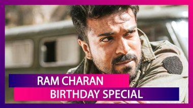 Happy Birthday Ram Charan: From Magadheera To Rangasthalam, Here Are The 5 Best Films Of Ram Charan!