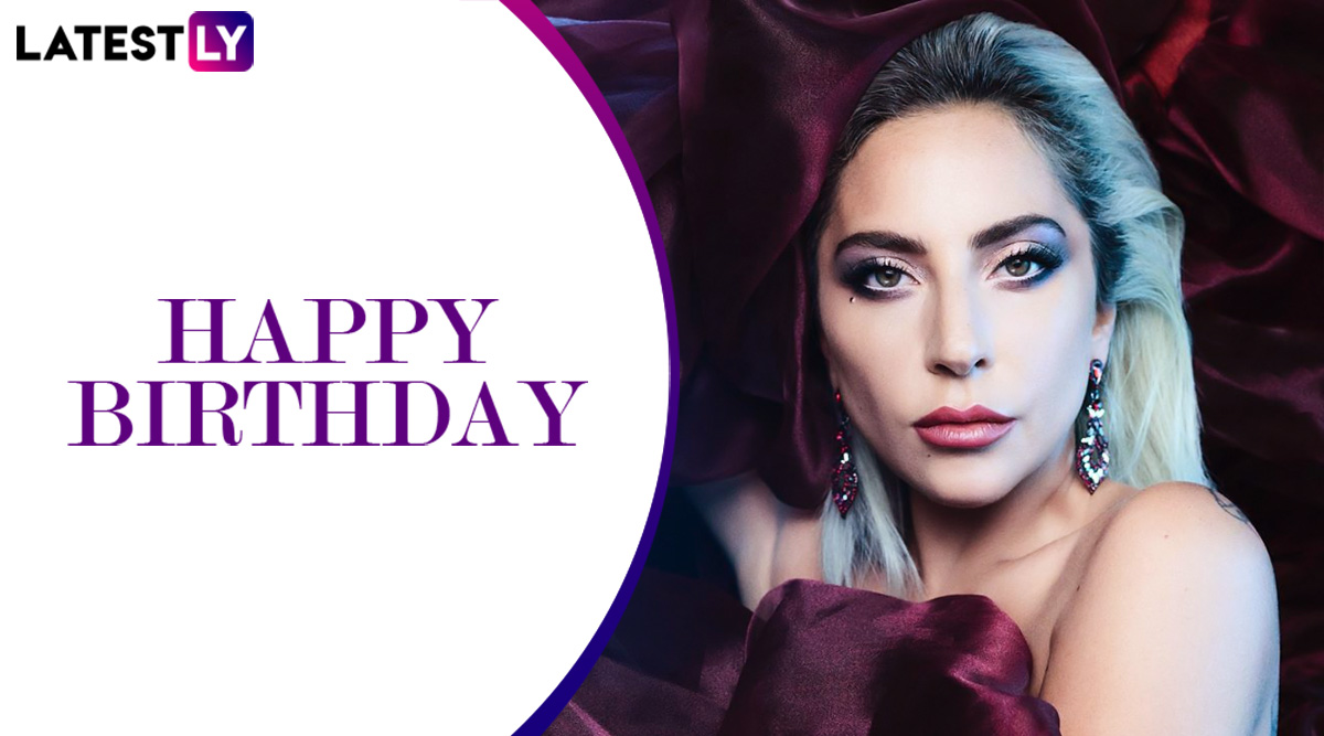 Lady Gaga Birthday: From Shallow to Stupid Love - 6 Songs That Should Be a Part Of Your Quarantine Playlist (Watch Videos)