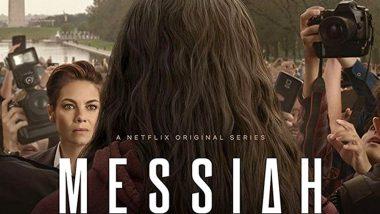 Netflix Cancels Messiah After Season One