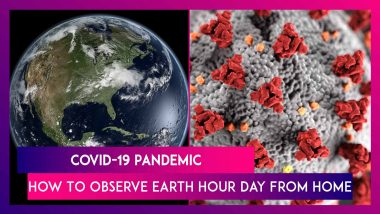 Earth Hour Day In Lockdown: How To Show Your Support For The Planet At Home Amid Covid-19 Pandemic