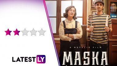 Maska Movie Review: Manisha Koirala, Prit Kamani's Netflix Film Serves a Feel-Good Dish Using a Predictable Recipe