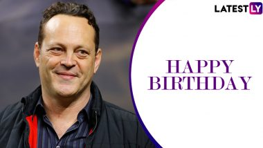 Vince Vaughn Birthday: Hacksaw Ridge to Fighting With My Family - Here's a Look At the Best Roles Of the American Actor