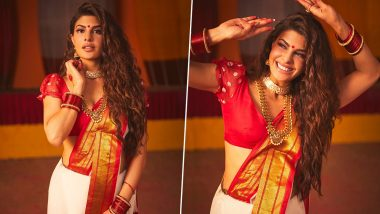 Jacqueline Fernandez's Bong Avatar Made Us Realize How Hot The Sri Lankan Import Is Even In Her Desi Flavour!