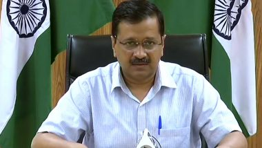 Arvind Kejriwal Announces 5T Plan Including Testing, Tracing, Treatment, Teamwork And Tracking for Fighting Coronavirus in Delhi