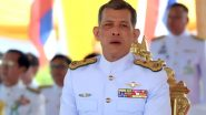 Thai King Maha Vajiralongkorn Goes Into Isolation With Harem of 20 Women in Germany Amid Coronavirus Outbreak