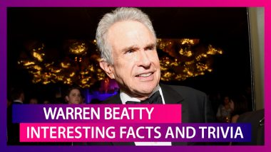 Warren Beatty Birthday Special: 7 Interesting Facts About The Hollywood Legend