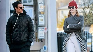 AreLily James and Matt Smith Back Together? Their Stroll Together Amid COVID-19 Lockdown Suggests So! (View Pic)