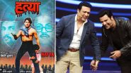 Krushna Abhishek Shares a Throwback Pic With Govinda, Reveals He Was the Kid on Poster of Hatya