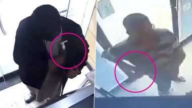 Videos of People Stealing Hand Sanitisers from ATM Vestibules and Hospitals Go Viral