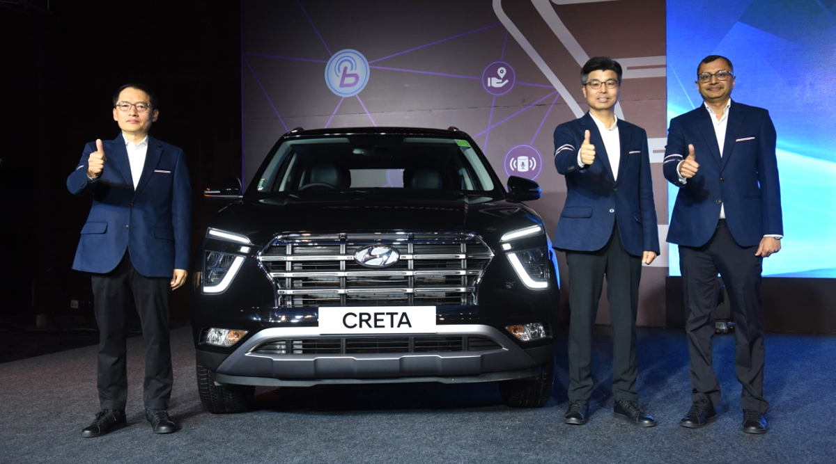2020 Hyundai Creta SUV Launched in India at Rs 9.99 Lakh; Prices, Features & Specifications