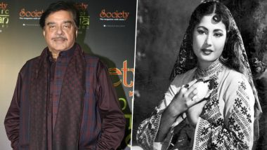 Meena Kumari Death Anniversary: Shatrughan Sinha Pays Tribute to the Legendary Actress (Read Tweets)