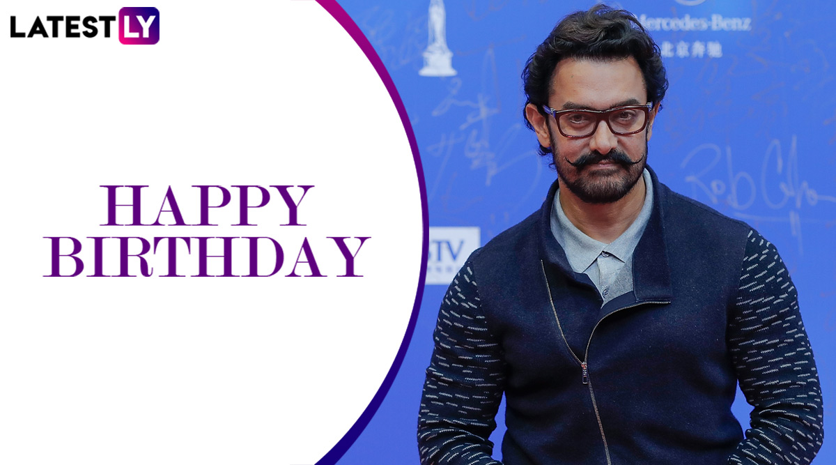 Aamir Khan Birthday Special: From Lagaan to Dangal - Movies that Proved the Actor is a Game-Changer
