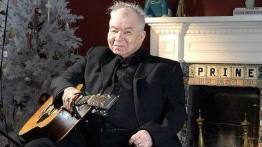 John Prine, Legendary Folk Singer, Dies at 73 Due to Coronavirus