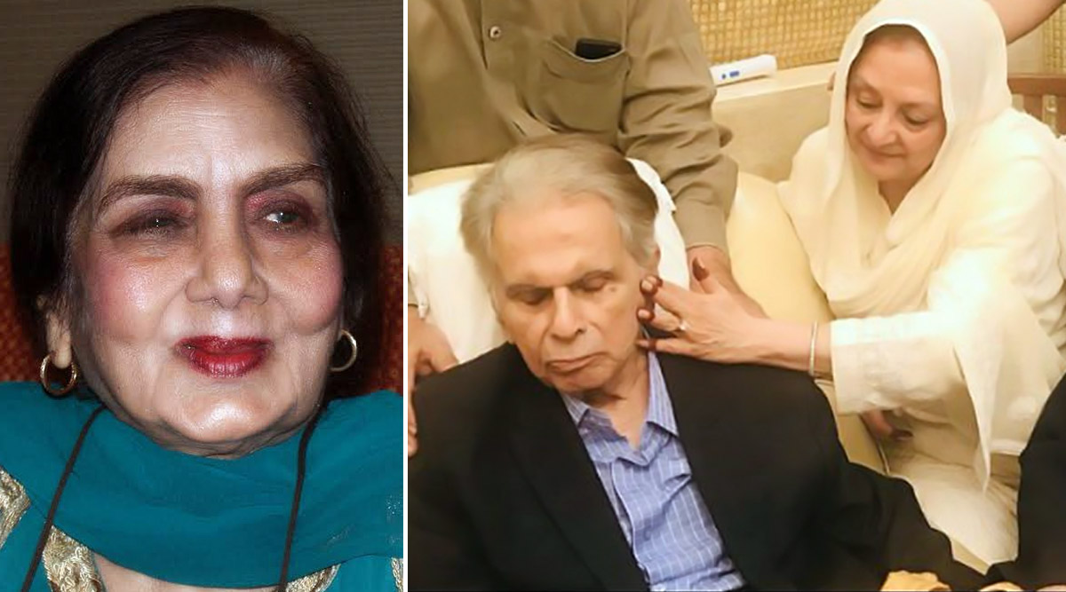 Dilip Kumar, Saira Banu Mourn the Death of Nimmi with a Deep Sense of Personal Loss (Read Tweets)