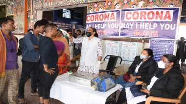 Coronavirus Death Toll in India Climbs to 44 After COVID-19 Patient Dies in Maharashtra's Palghar