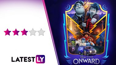 Onward Movie Review: Chris Pratt and Tom Holland's Elven Brothers Keep the Kid in Us Engrossed Throughout Their Fun, Magical Quest
