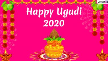 Happy Ugadi 2020 HD Images, Telugu Wishes and Wallpapers ...