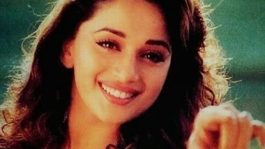 Throwback Thursday! Madhuri Dixit Flaunts Her Gorgeous Smile in This Timeless Picture
