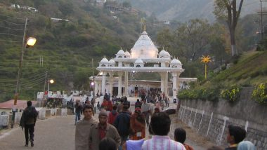 Jammu & Kashmir: Religious Places to Open From August 16, Cap of 5,000 Pilgrims Per Day for Vaishno Devi Shrine