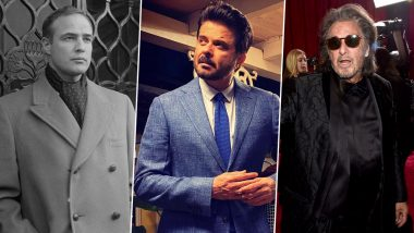Anil Kapoor Is Chilling with The Godfather's Marlon Brando & Al Pacino As They Made an Offer He Couldn't Refuse