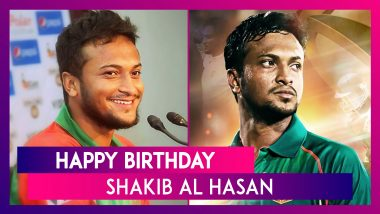 Happy Birthday Shakib Al Hasan: Lesser-Known Facts About The Former Bangladesh Cricket Team Captain