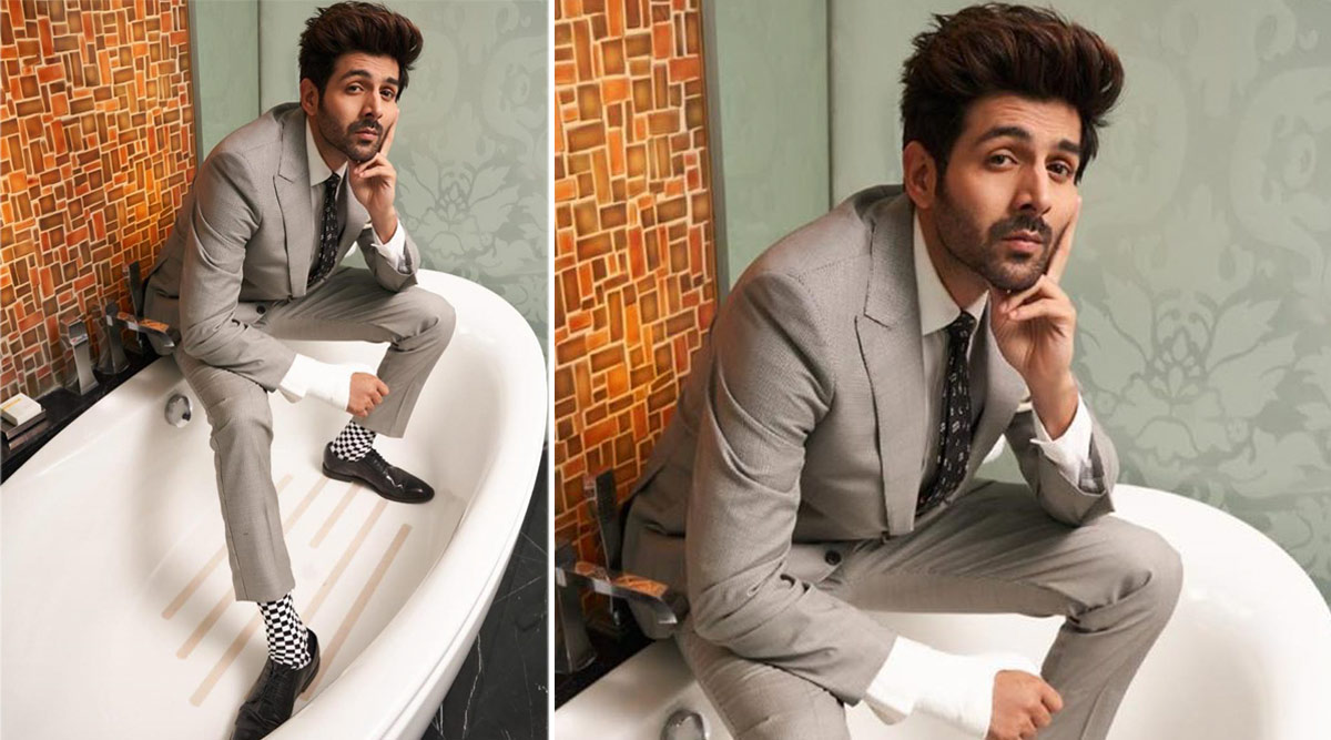 Kartik Aaryan's 'Work-From-home' Pics Remind You How Stylishly Goofy The Lad Is!