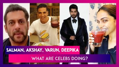 Amitabh Bachchan Wants To Delete 2020, Akshay Kumar, Salman Khan Make Big Donations Amid Lockdown