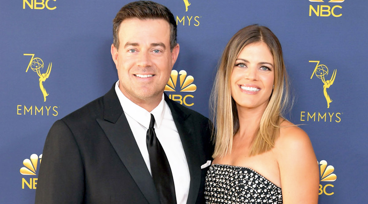 TV Host Carson Daly and Wife Siri Welcome Their 4th Child (View Pic)