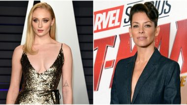 Game of Thrones Actress Sophie Turner Takes a Dig at Evangeline Lilly for her Coronavirus Comments