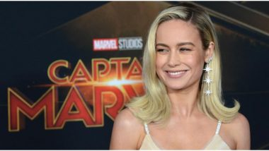 Brie Larson to Get Top Billing in Marvel Like her More Established Male Co-stars?