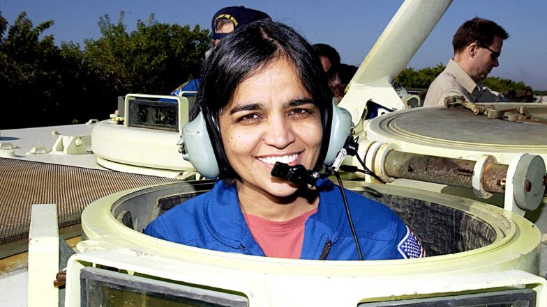 Kalpana Chawla 58th Birth Anniversary: Interesting Facts About First Indian-Born Woman Astronaut Who Travelled to Space
