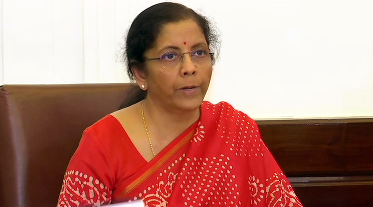 Nirmala Sitharaman Says A Lot of Criticism Due to Stress on the Ground, Do Not Mind It