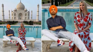 Diljit Dosanjh's Trumps Ivanka's Heart With His Joke, Gets a Funny Response From POTUS Donald Trump's Daughter (Read Tweet)