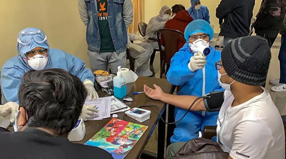 Coronavirus Outbreak in India: Four New COVID-19 Cases in Gujarat, State Tally Rises to 43