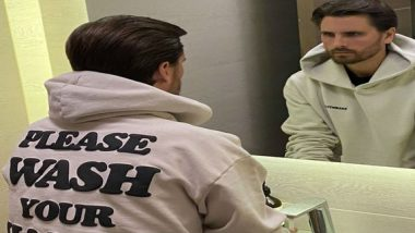 Coronavirus Outbreak: Scott Disick Designs Apparels That Read 'Please Wash Your Hands' (Check Pic)