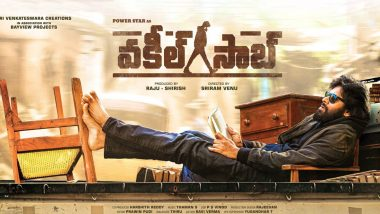 Vakeel Saab: Pawan Kalyan's Laidback Lawyer in Pink's Telugu Remake is Strikingly Different from Amitabh Bachchan's OG and Thala Ajith's Tamil Version
