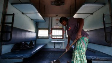 COVID-19 Outbreak: Northeast Frontier Railway Starts Converting Train Coaches into Isolation Wards in Guwahati