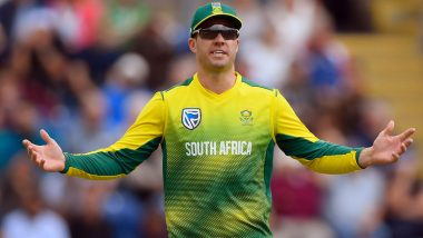 AB de Villiers Rubbishes Reports of Cricket South Africa Asking Him to Lead Proteas Again