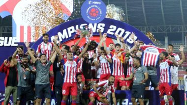 Javi Hernandez Brace Seal ATK's Third Indian Super League Title Win With 3–1 Victory Over Chennayin FC in ISL 2019–20 Final
