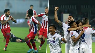 ATK FC vs Chennaiyin FC, ISL 2019–20: As Both Sides Prepare for One Final Fight, a Look Into Their Journey to Final of Indian Super League Season 6