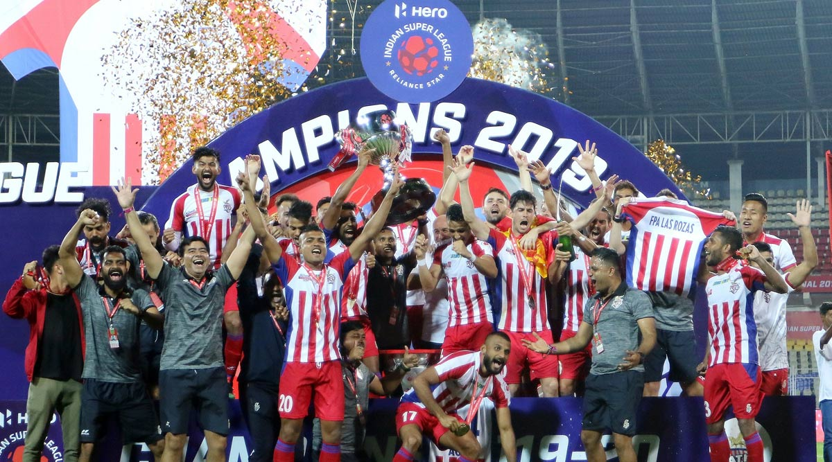 ISL 2019–20: ATK Defeat Chennaiyin FC 3–1 to Become Most Successful Team in Indian Super League; Fans Congratulate Antonio Habas' Side for Third Title Win