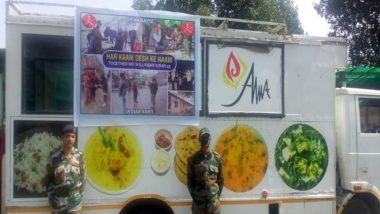 Army Wives Welfare Association Prepares 2,500 Food Packets for Migrant Labourers